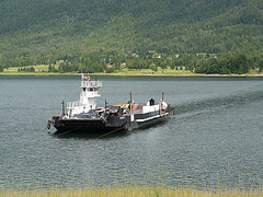Needles Ferry BC