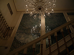 Staircase to the Upper Floor of Graceland